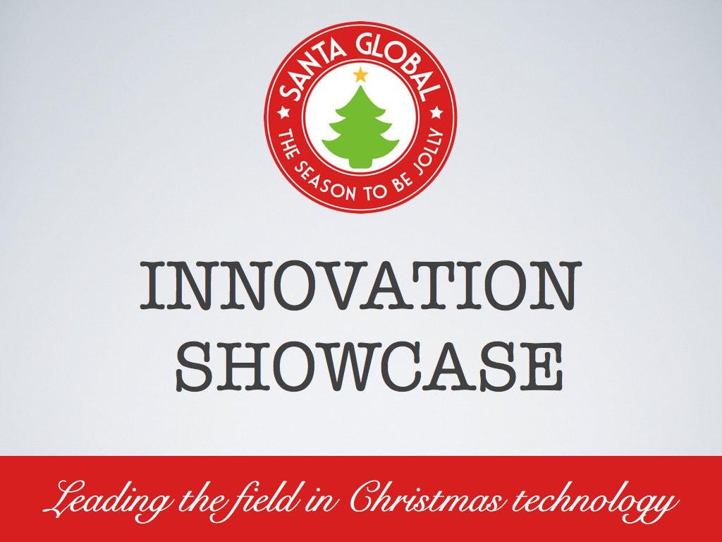 Santa Global reveals tech secrets behind Christmas countdown!