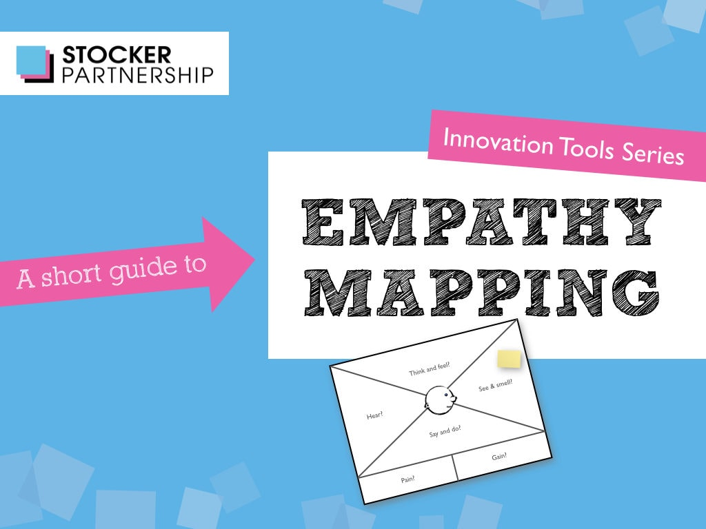 Innovation Tools – Empathy Mapping