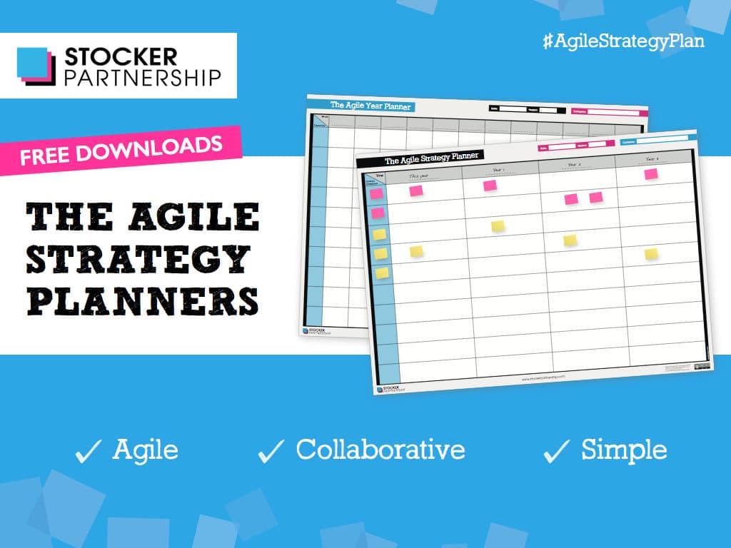 The Agile Strategy Planners (Year and Strategy)