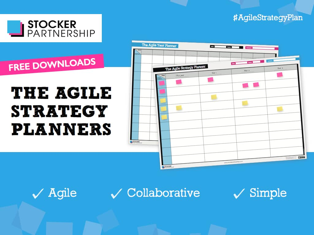 Download the Agile Strategy Planners